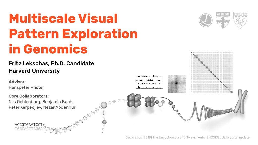 Multiscale Visual Pattern Exploration in Genomi...