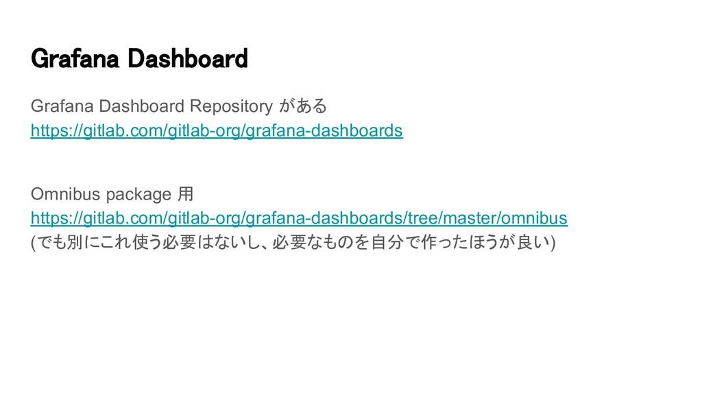Grafana Dashboard Grafana Dashboard Repository...