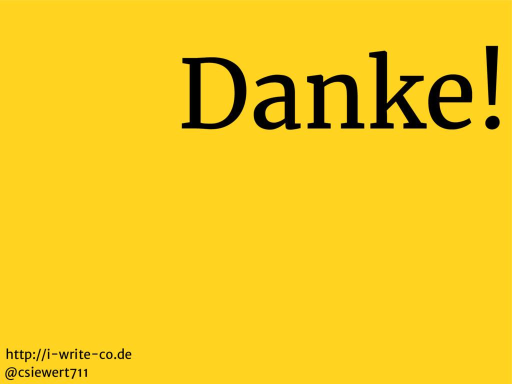 http://i-write-co.de @csiewert711 Danke!