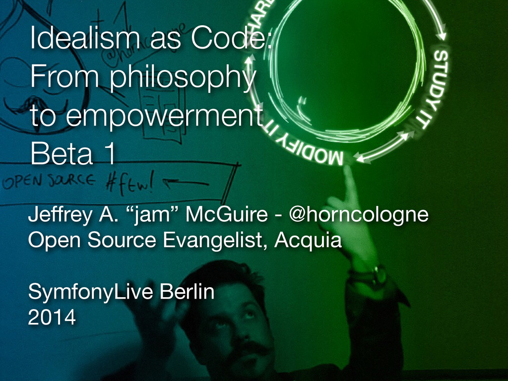 Idealism as Code: From philosophy to empowermen...