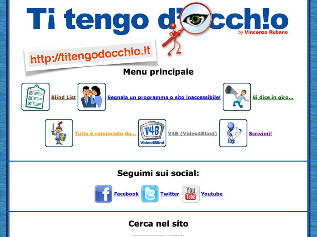 Meet Vincenzo Rubano http://www.indiegogo.com/p...