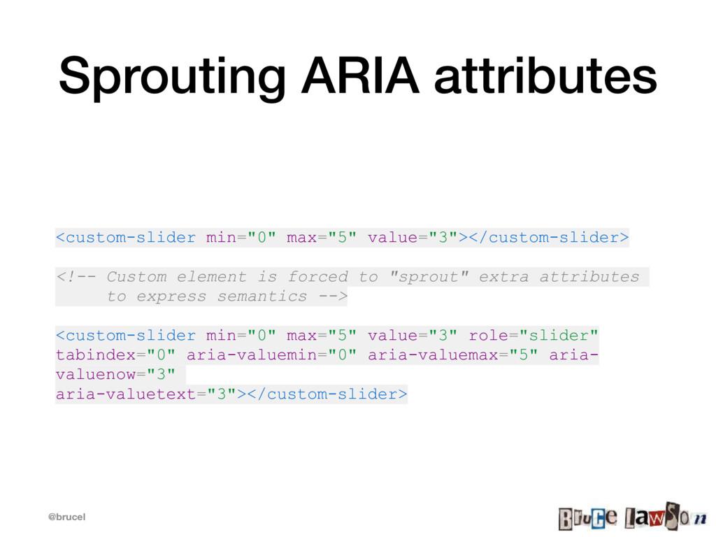 @brucel Sprouting ARIA attributes <custom-slide...