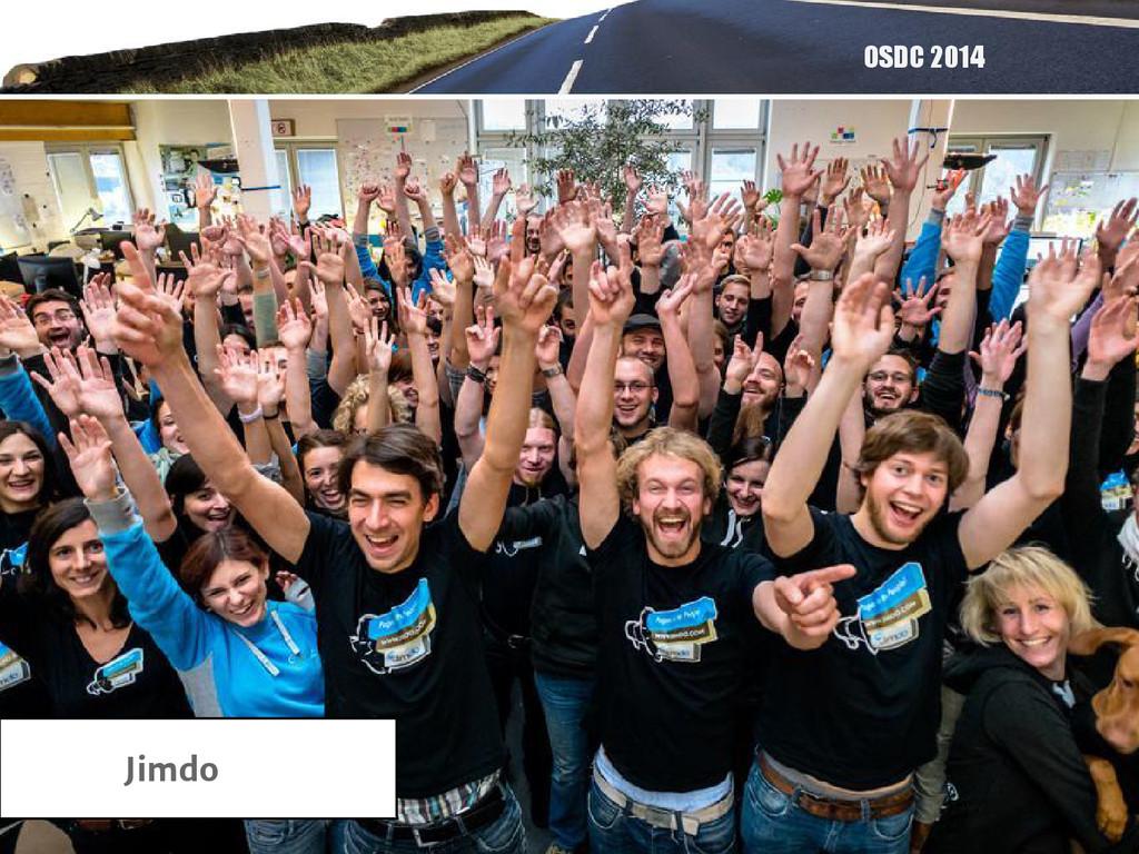 OSDC 2014 Jimdo
