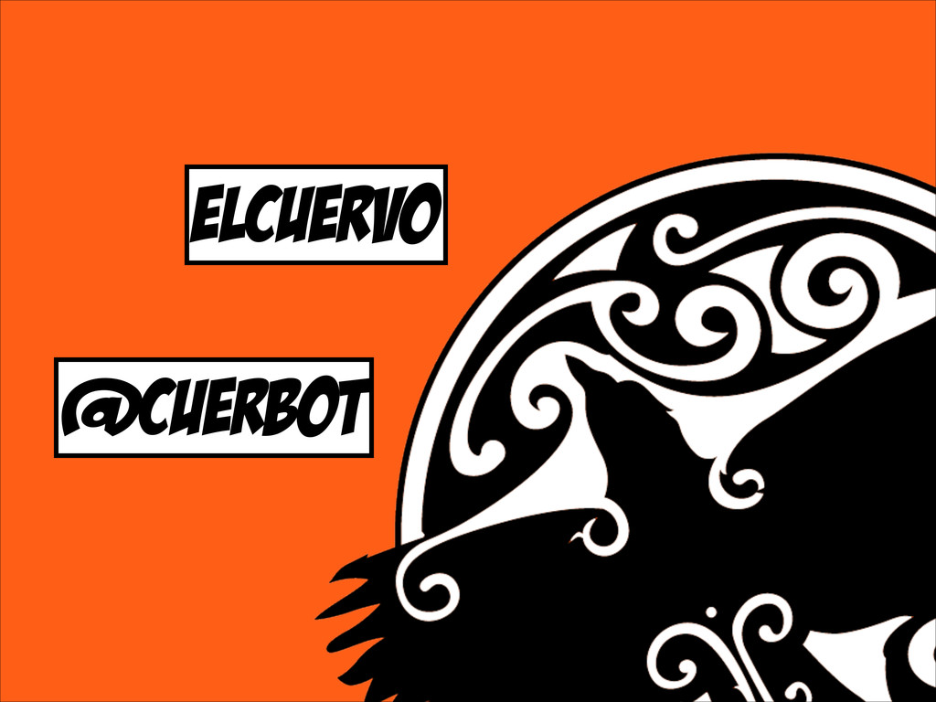 elcuervo @cuerbot