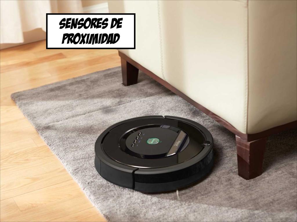 sensores de proximidad