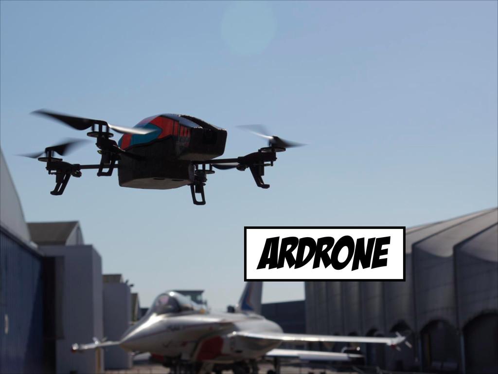 ARdrone