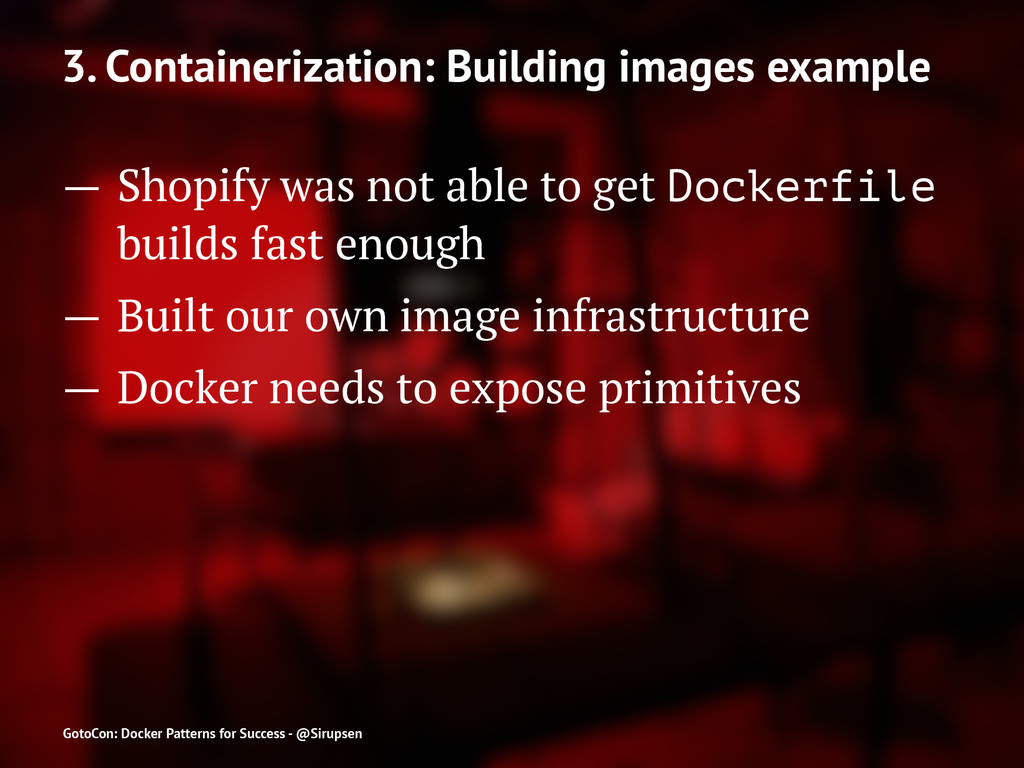3. Containerization: Building images example — ...