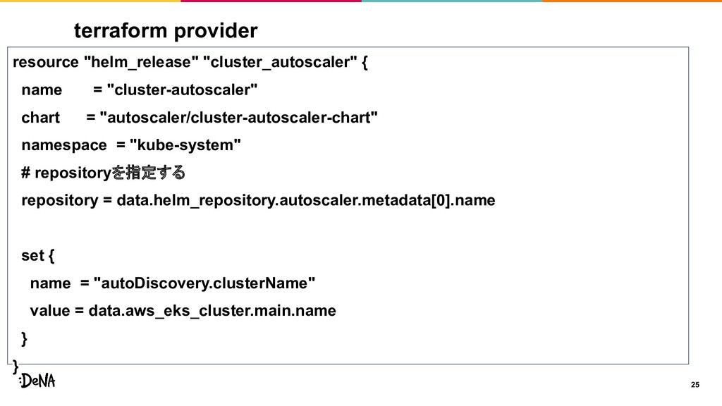 "terraform provider 25 resource ""helm_release"" ""..."