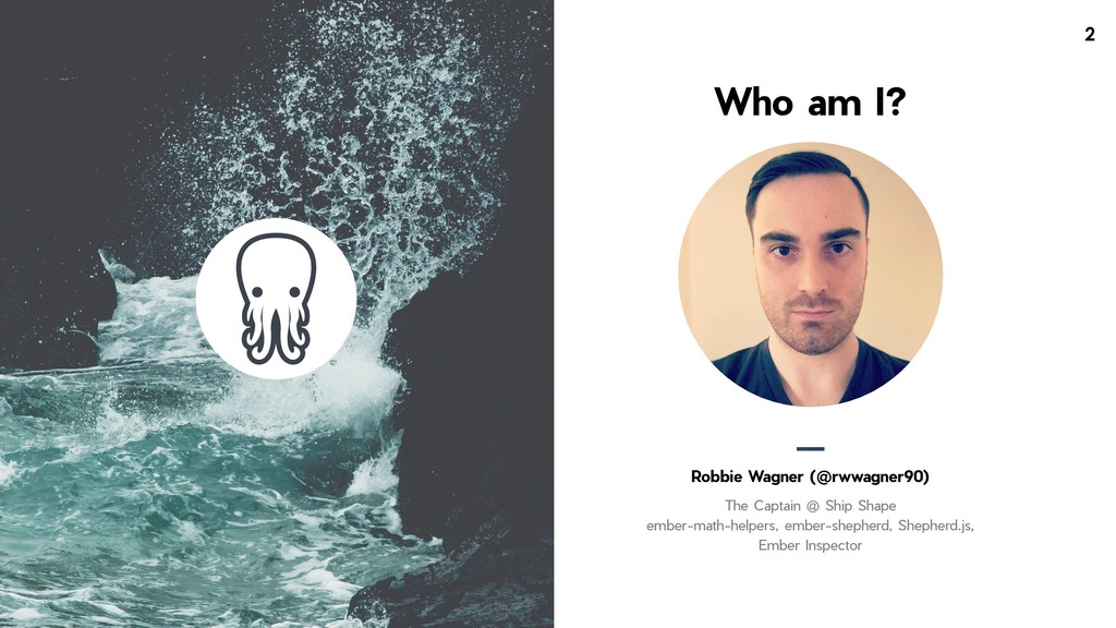 !2 Robbie Wagner (@rwwagner90) Who am I? The Ca...