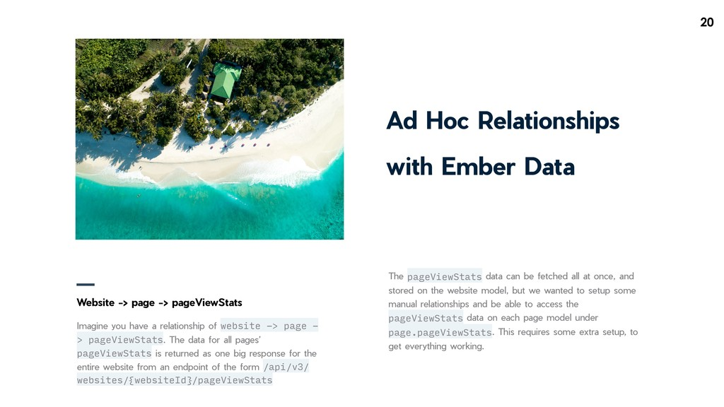 !20 Ad Hoc Relationships with Ember Data Websit...