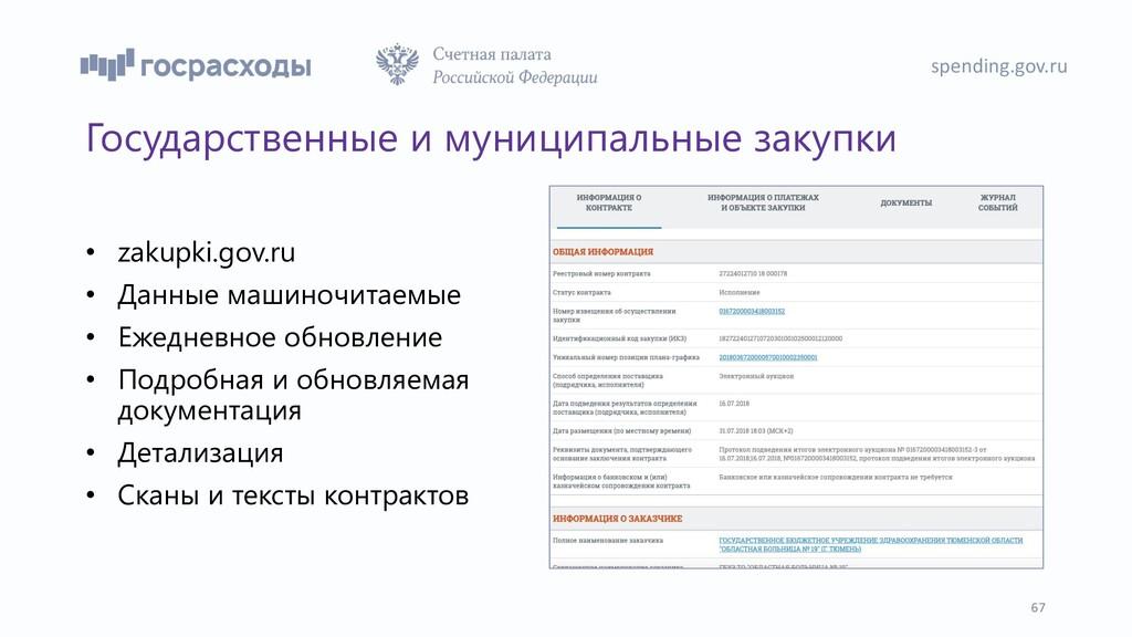 Государственные и муниципальные закупки • zakup...