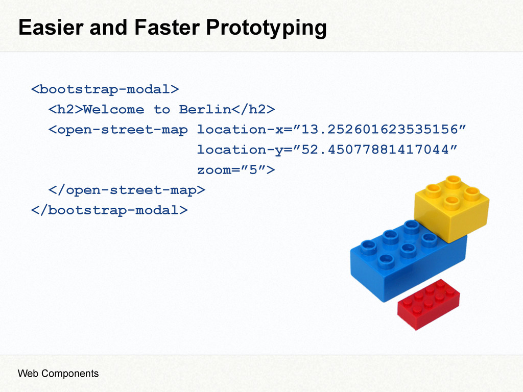 Easier and Faster Prototyping <bootstrap-modal>...