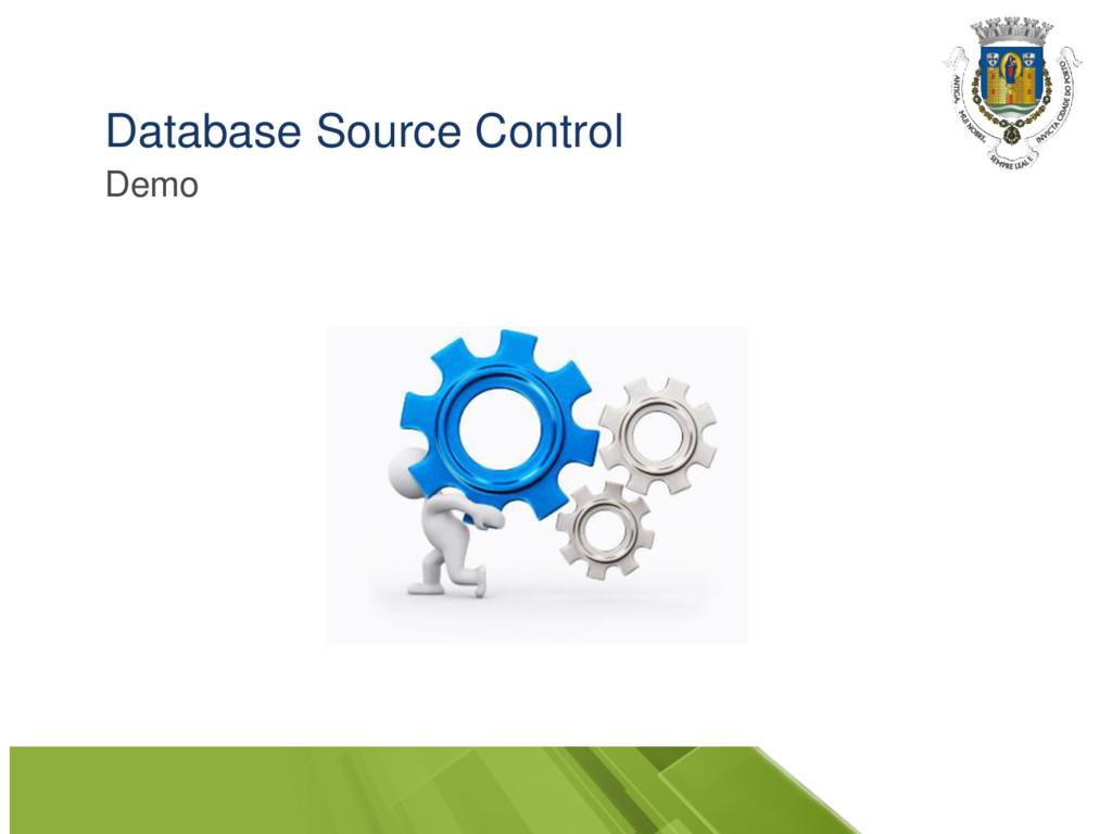 Database Source Control Demo