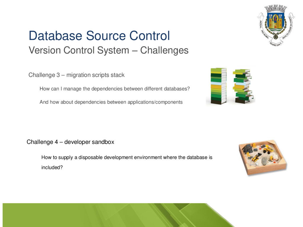 Database Source Control Version Control System ...