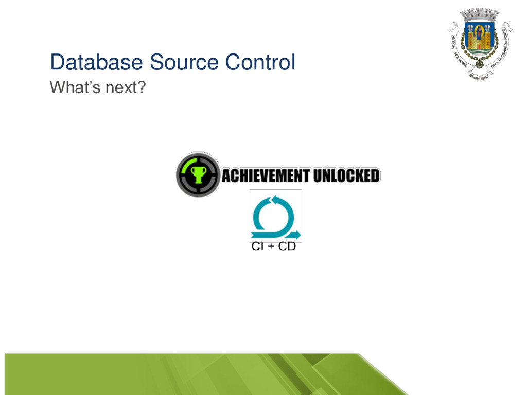Database Source Control What's next?