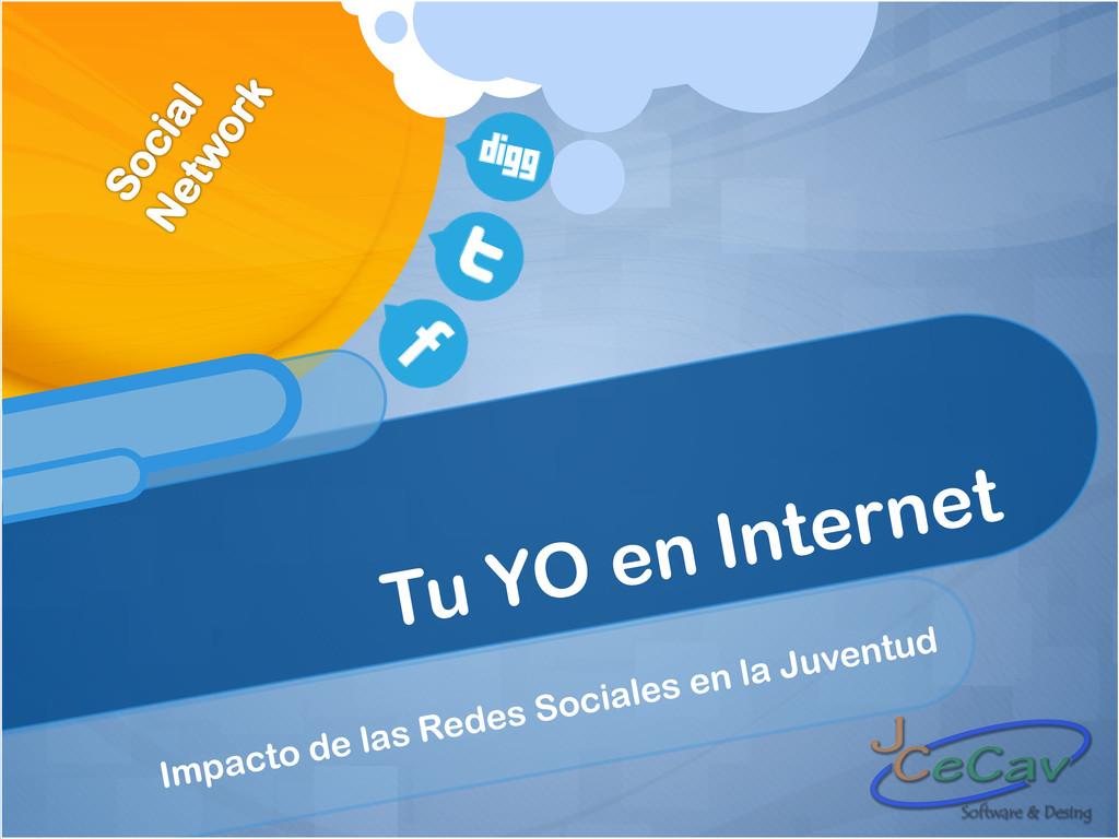 Impacto de las Redes Sociales en la Juventud Tu...