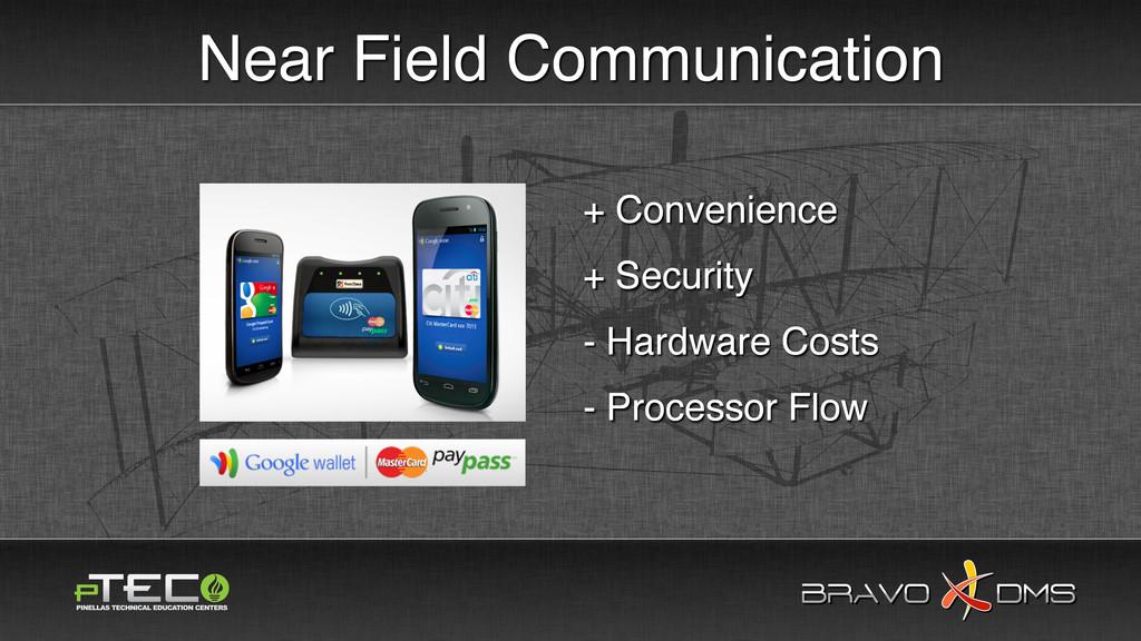 BRAVO DMS BRAVO DMS Near Field Communication + ...