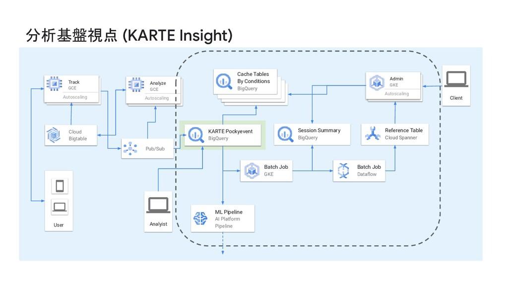 分析基盤視点 (KARTE Insight) Analyist Session Summary...
