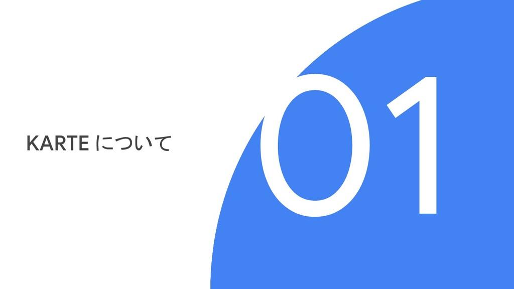 KARTE について 01