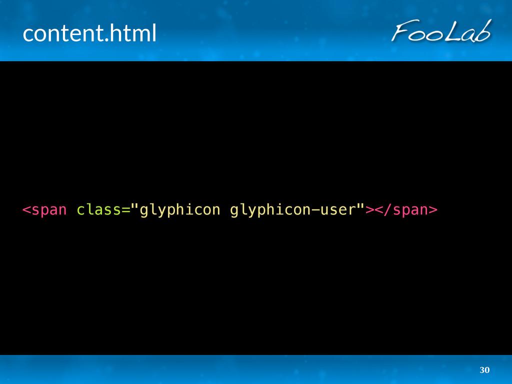 """content.html 30 <span class=""""glyphicon glyphico..."""