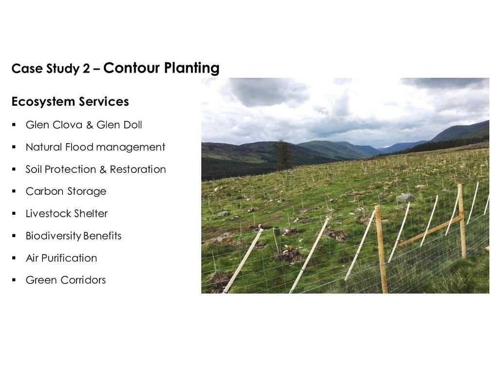 Case Study 2 – Contour Planting Ecosystem Servi...