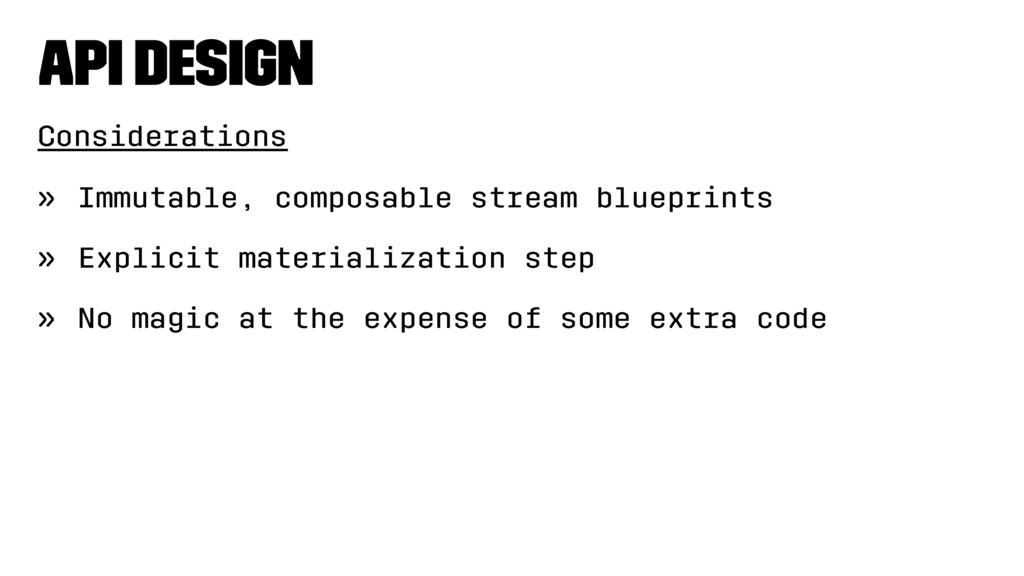 API design Considerations » Immutable, composab...