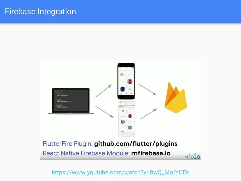 Firebase Integration https://www.youtube.com/wa...