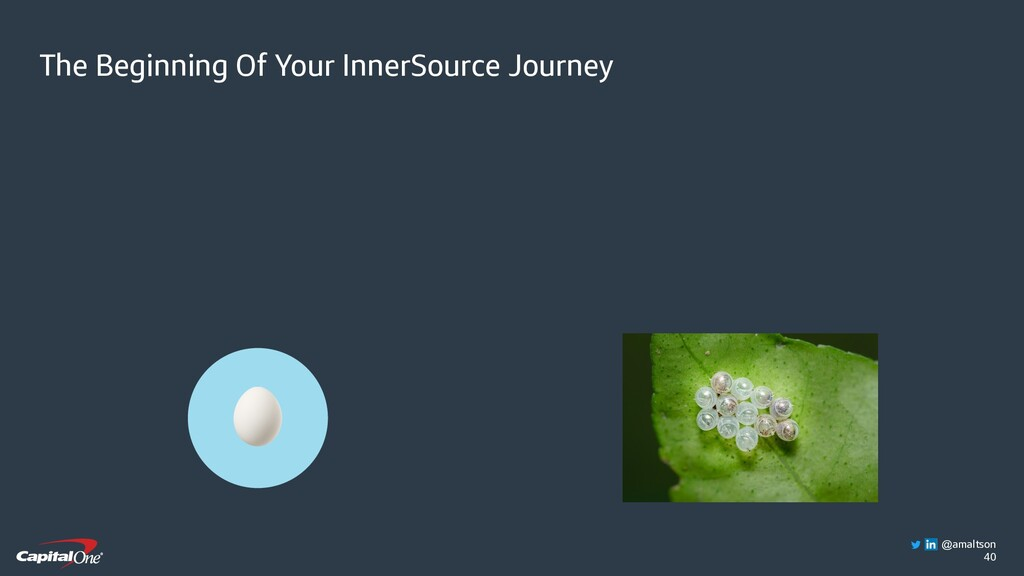 40 The Beginning Of Your InnerSource Journey Us...