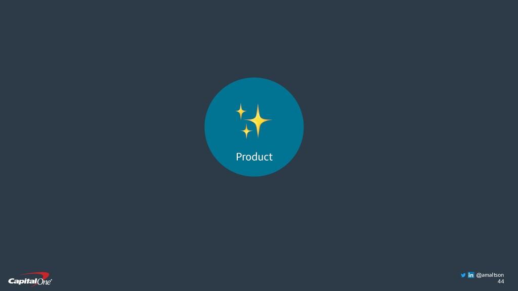 44 Product ✨ @amaltson