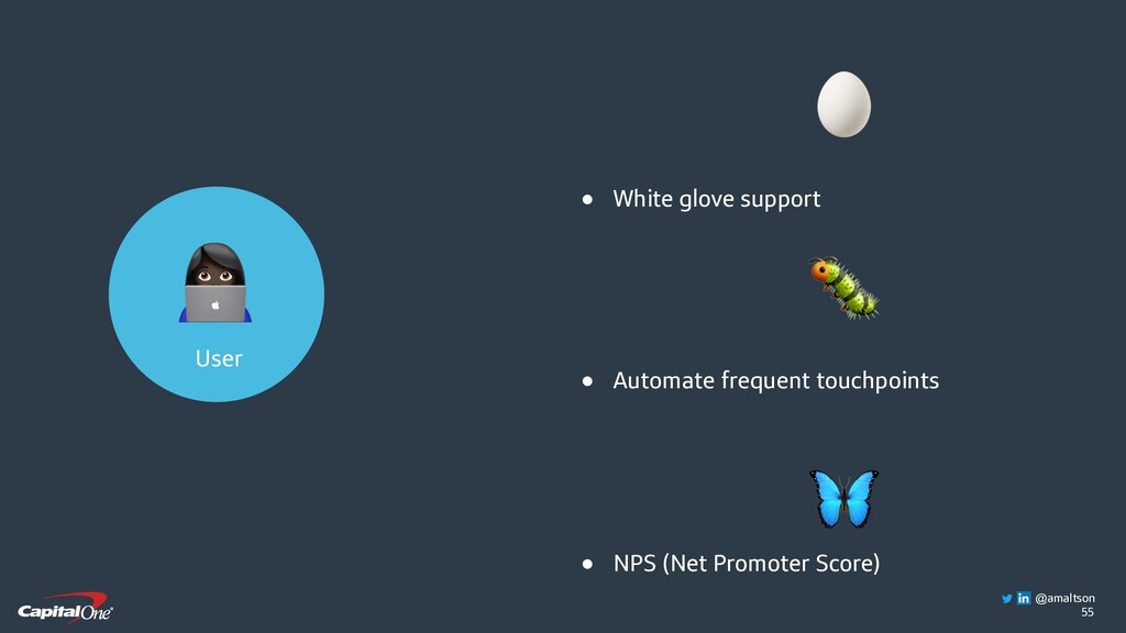 55  ● White glove support  ● Automate frequent ...