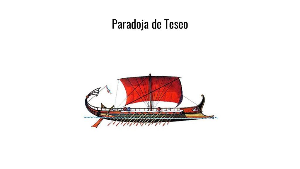 Paradoja de Teseo