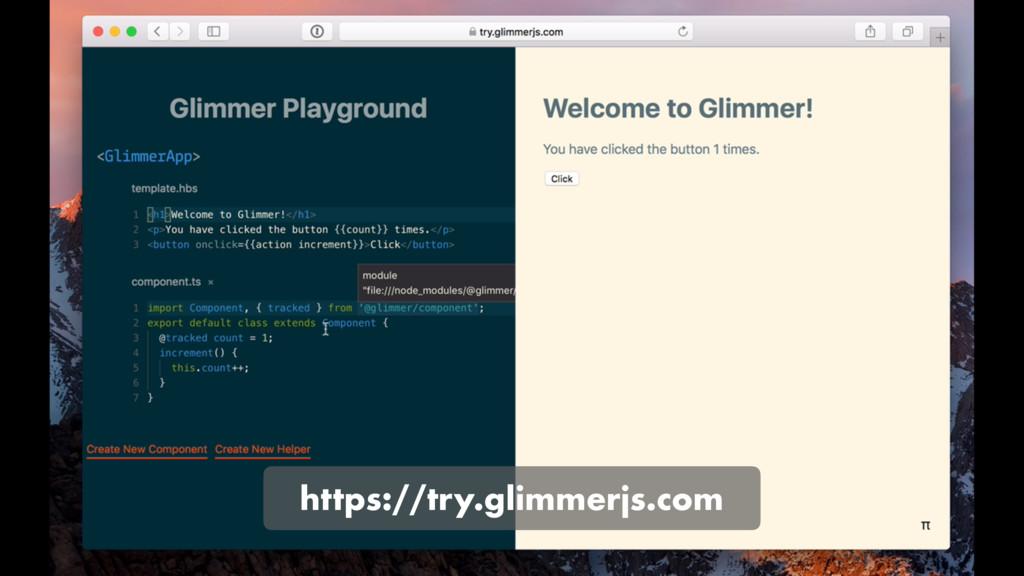 https://try.glimmerjs.com