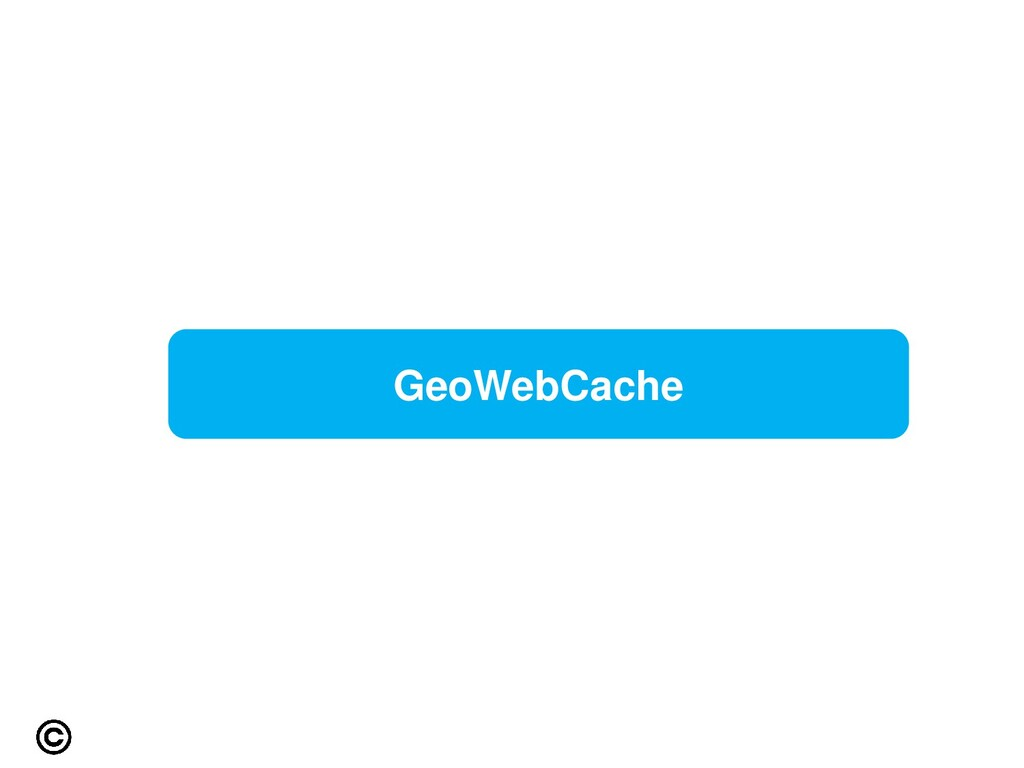 GeoWebCache