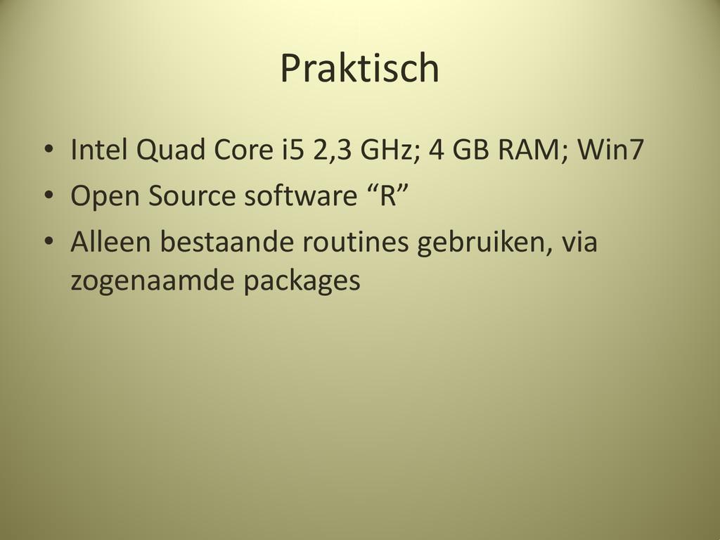 Praktisch • Intel Quad Core i5 2,3 GHz; 4 GB RA...