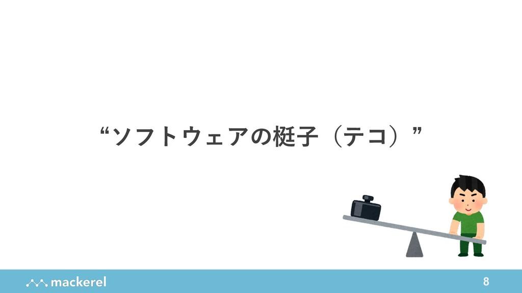 """8 """"ソフトウェアの梃⼦(テコ)"""""""