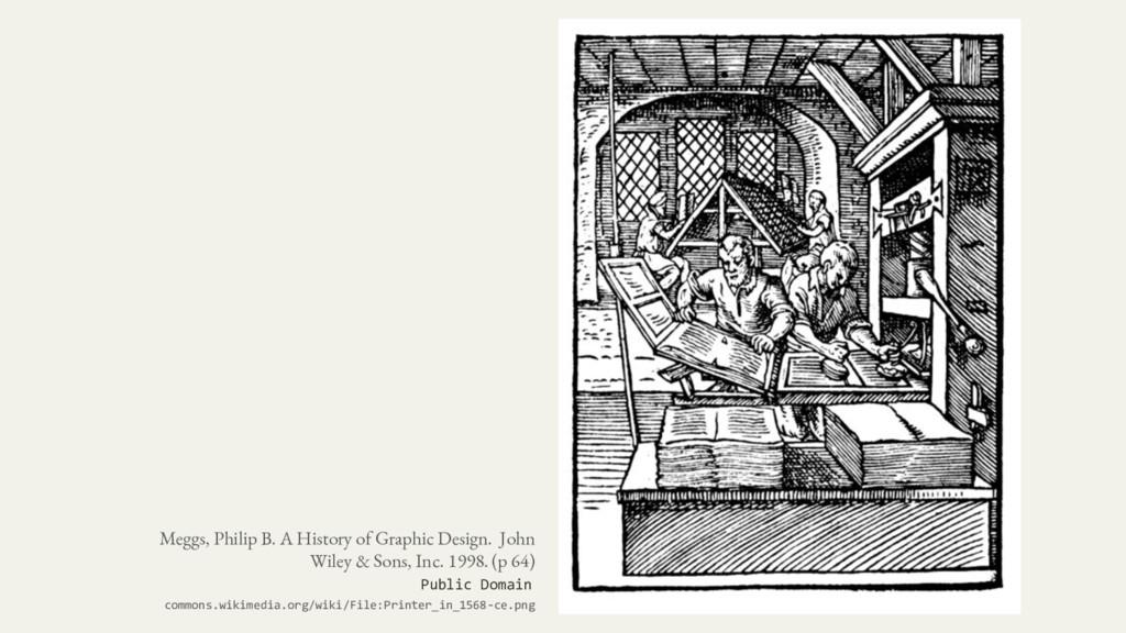 Meggs, Philip B. A History of Graphic Design. J...