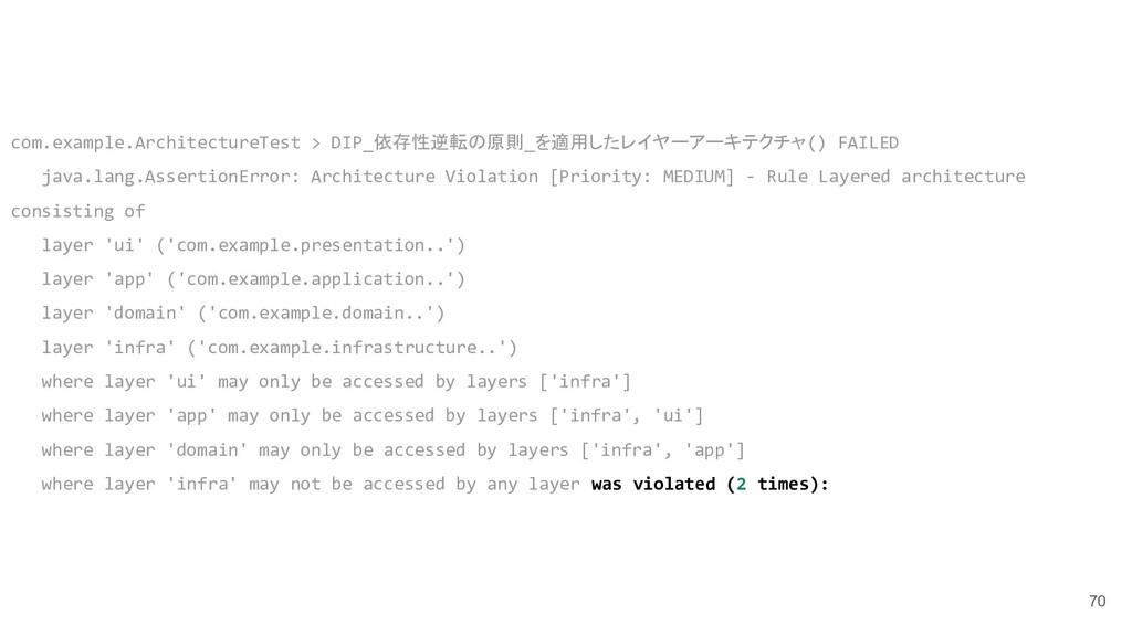 70 com.example.ArchitectureTest > DIP_依存性逆転の原則_...