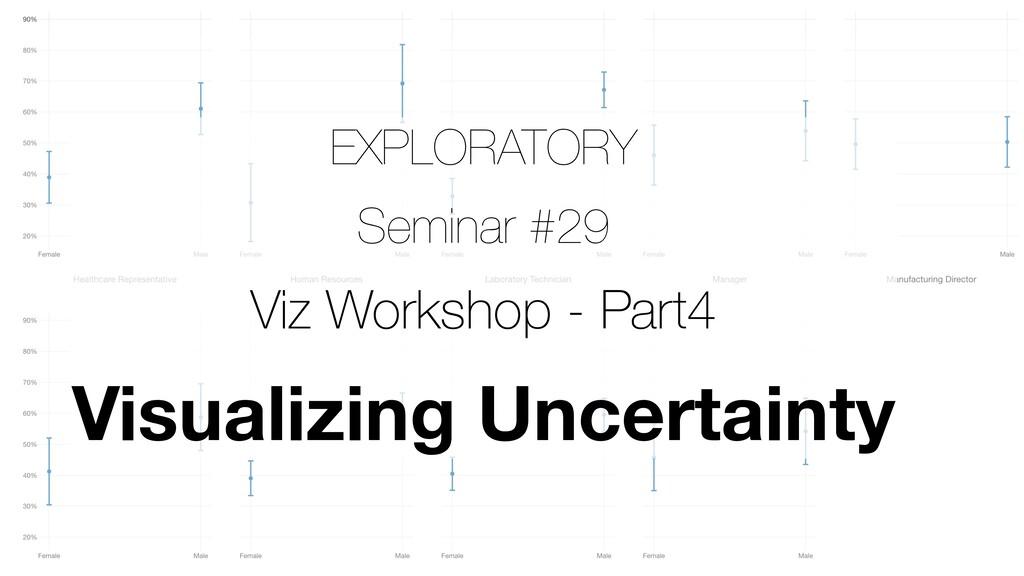 EXPLORATORY Seminar #29 Viz Workshop - Part4 Vi...