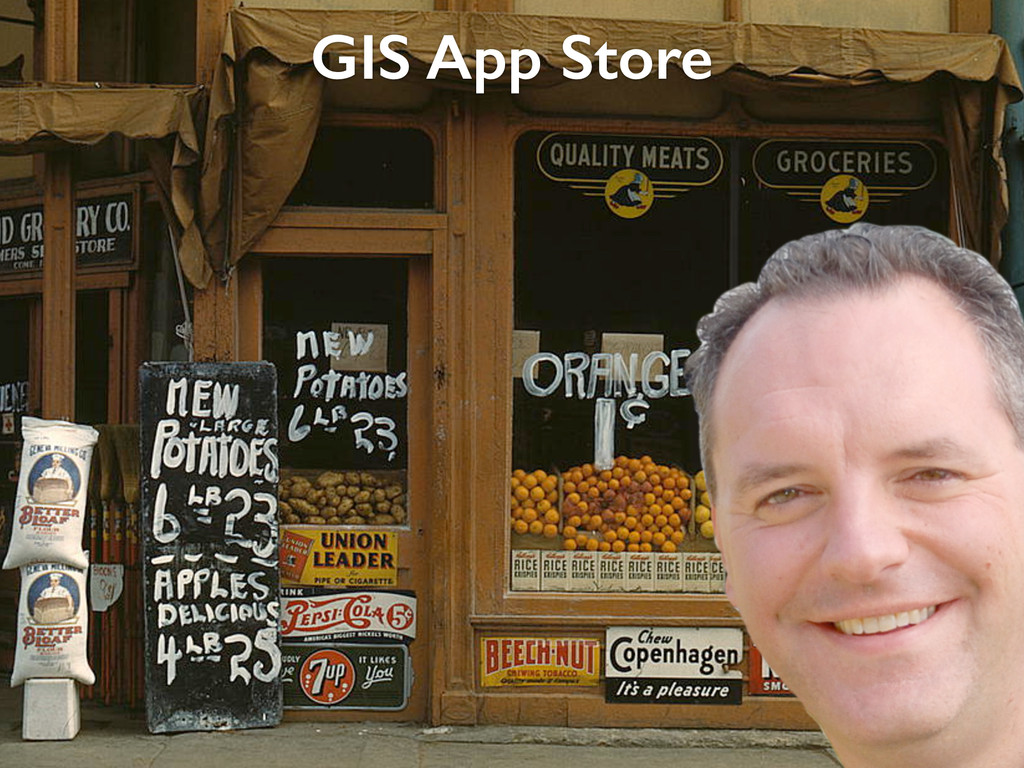 GIS App Store