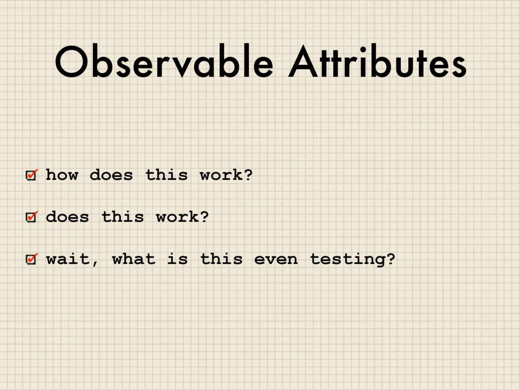 Observable Attributes how does this work? does ...