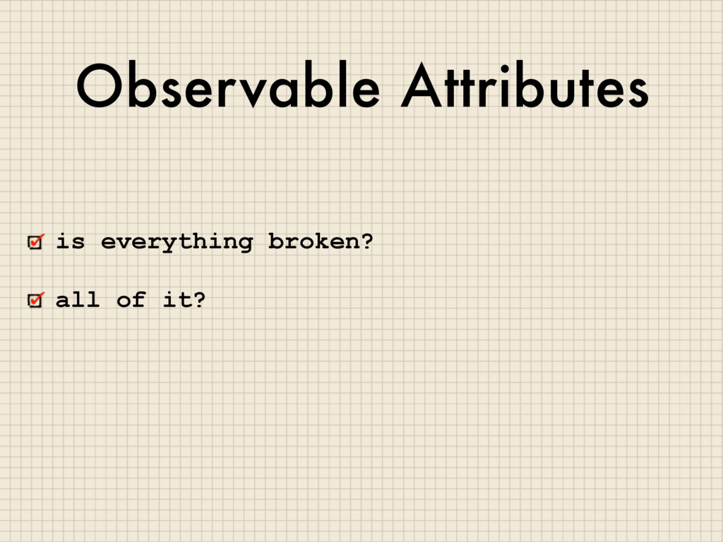 Observable Attributes is everything broken? all...
