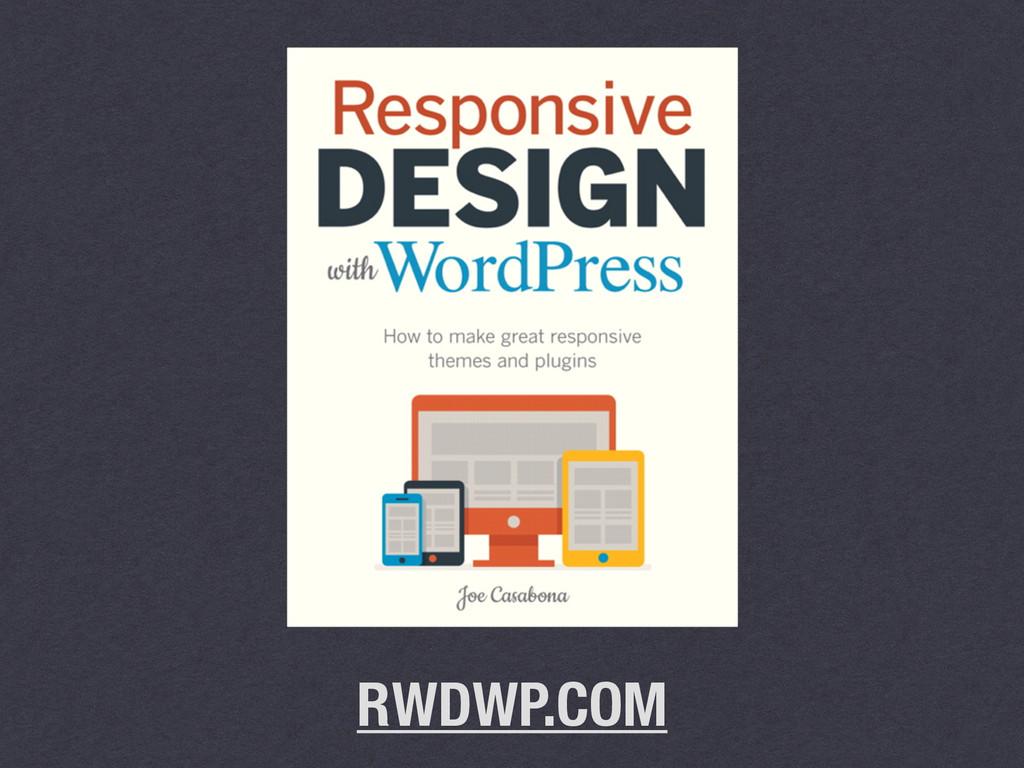 RWDWP.COM