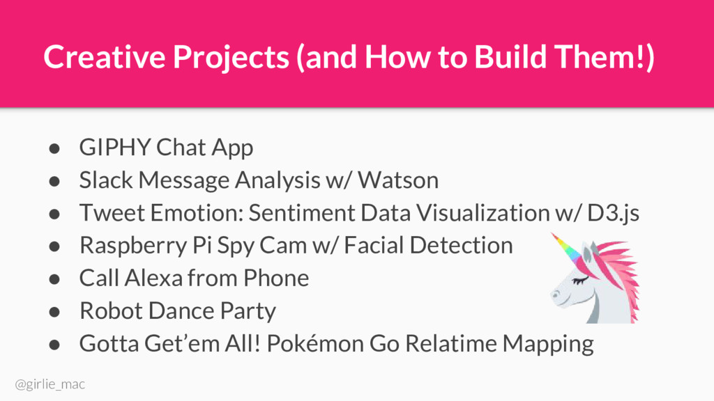 @girlie_mac Creative Projects (and How to Build...