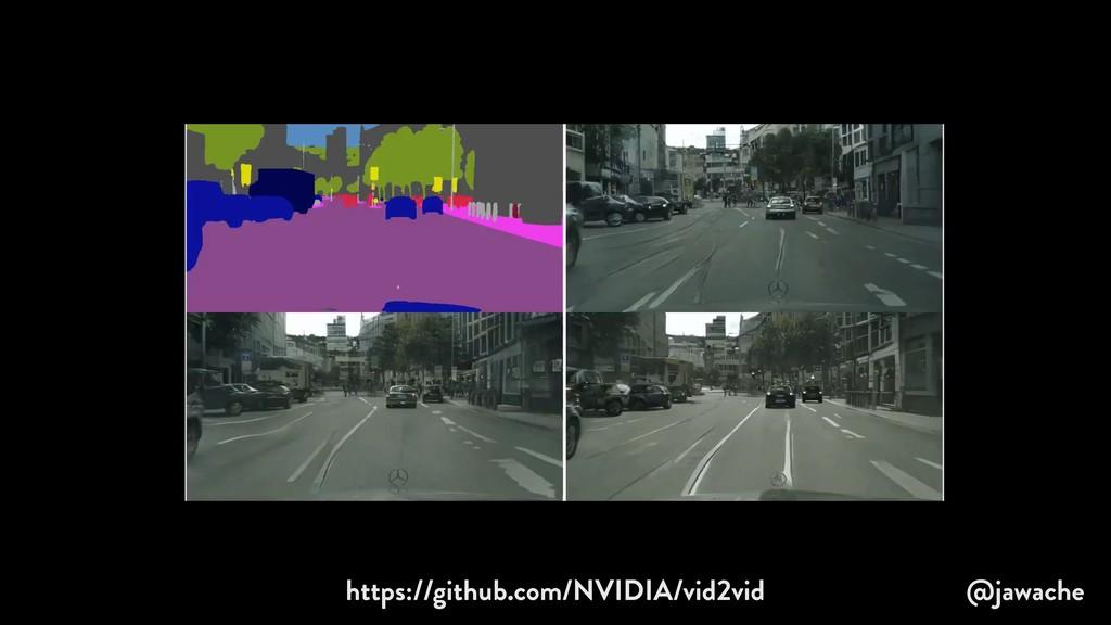 https://github.com/NVIDIA/vid2vid @jawache