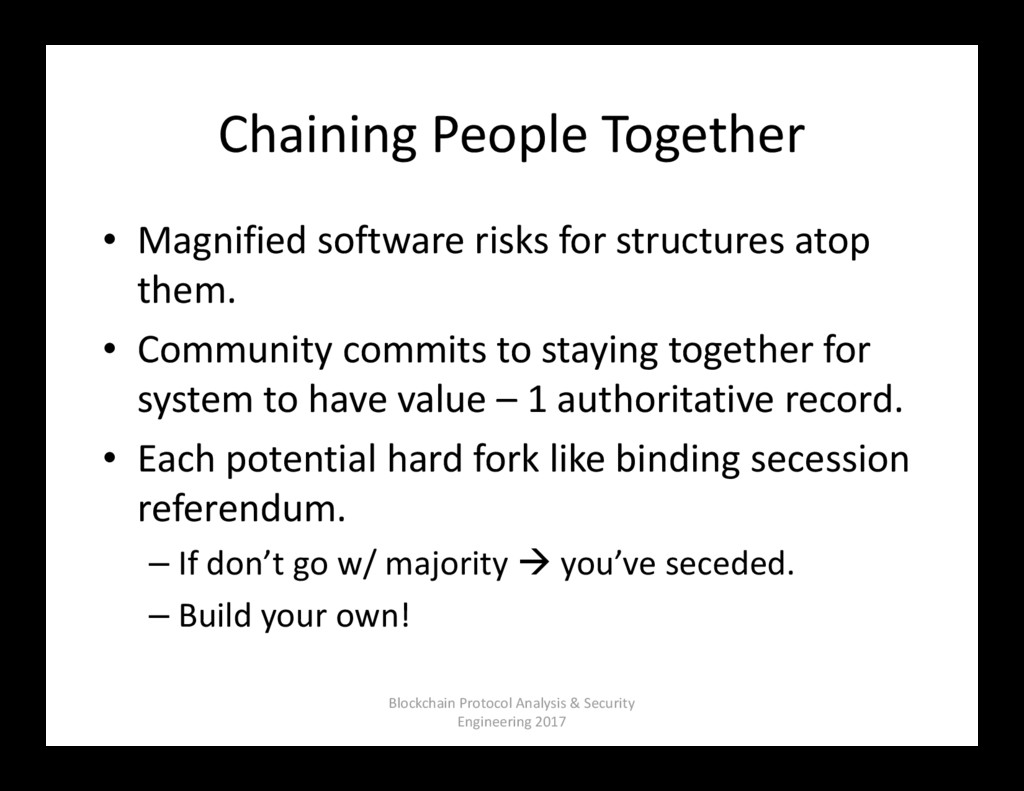 Chaining People Together • Magnified software r...