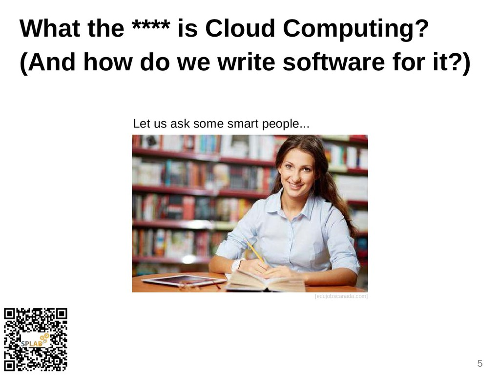 5 What the **** is Cloud Computing? (And hou do...