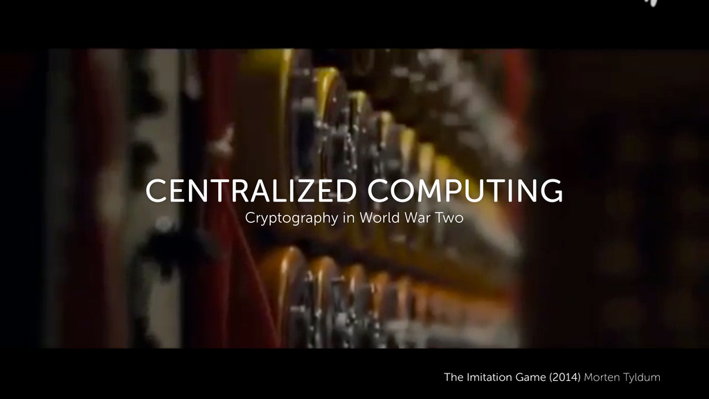 The Imitation Game (2014) Morten Tyldum CENTRAL...