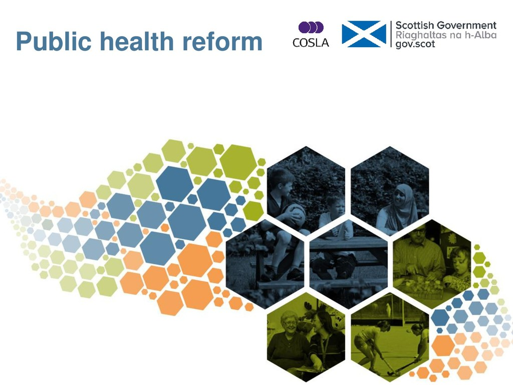 Public health reform