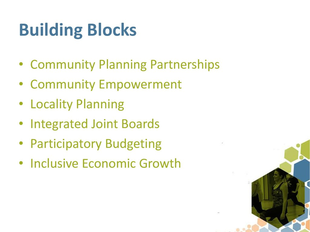 Building Blocks • Community Planning Partnershi...