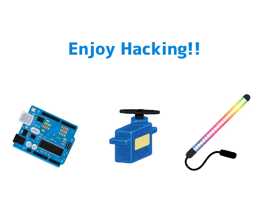 Enjoy Hacking!!